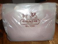 Coach Bag Packaging