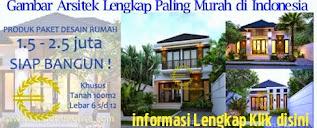 JASA DESAIN RUMAH SELURUH INDONESIA