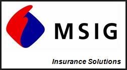 Lowongan Kerja Asuransi MSIG Indonesia Terbaru
