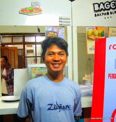 Fajar Iman owner Bageur