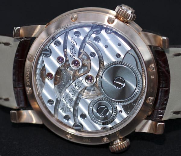 watch machine: