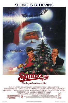 Santa Claus the Movie 1985 Poster