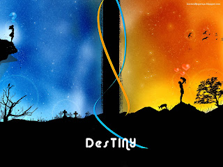 Destiny Love Wallpaper