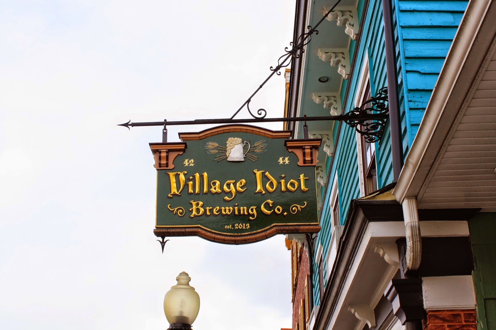 Village Idiot Brewing, New Jersey, Craft Beer