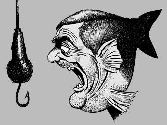 video por la boca muere el pez: