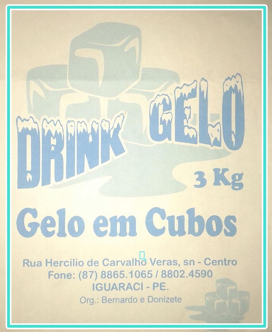 Drink Gelo