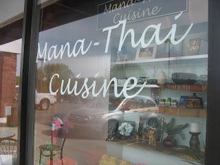 Mana Thai cuisine