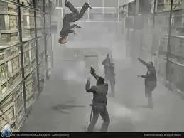 Enter The Matrix Screenshots