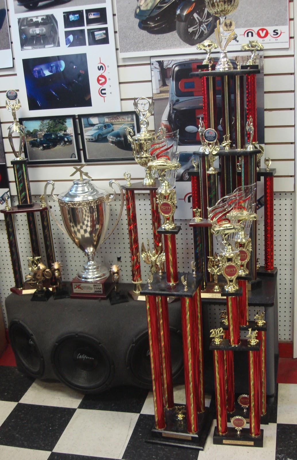 Nvs Audio Nvs Audio Wins Big At The Dtt Car Show 2012 13