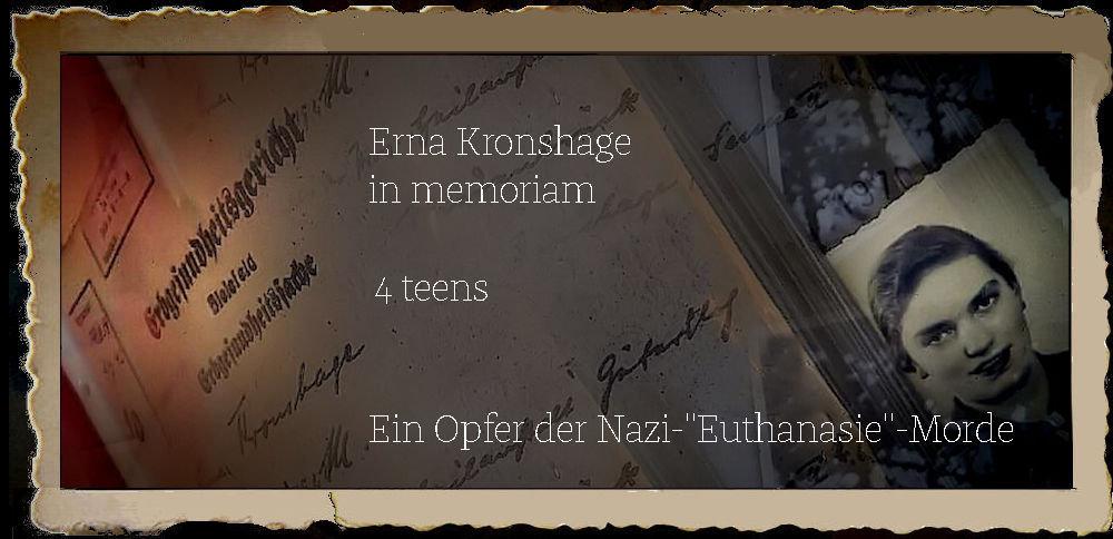 erna kronshage |  4 teens