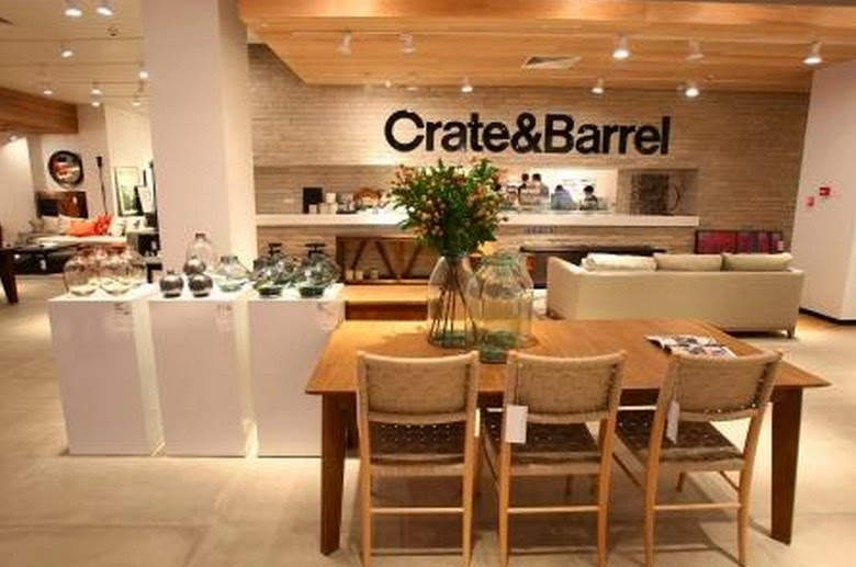 Crate&Barrel в Афимолле