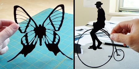silhouette paper Cameron christopher is raising funds for paper profile - silhouette commissions on kickstarter i like the challenge of cutting paper into delicate shapes, and would love to get direction from you to create something personal.