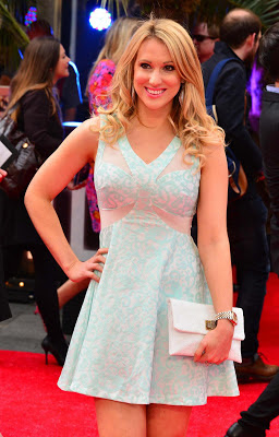 "Rebecca Ferdinando at The European Premiere of ""The Hangover Part 3"", Empire Leicester Square, London, England"