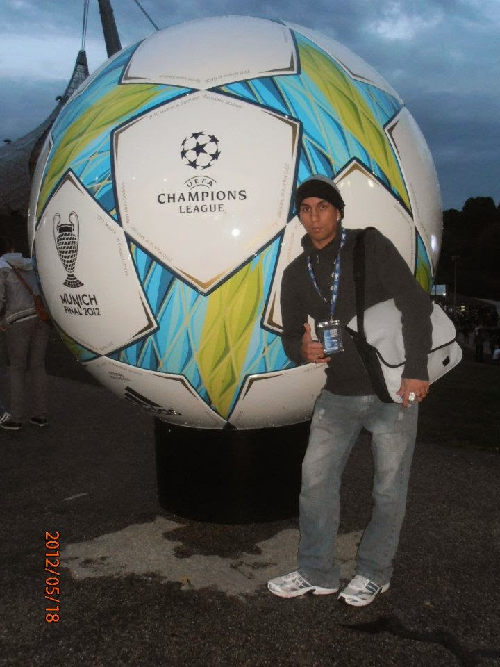 Cobertura Final Champions League 2012