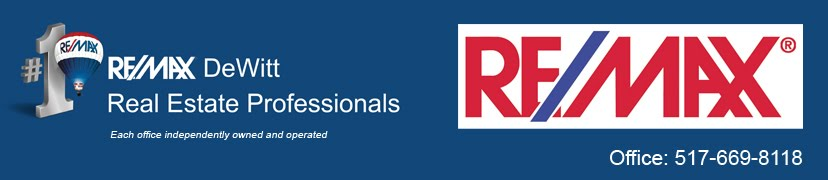 REMAX Real Estate Pros DeWitt MI of Greater Lansing Michigan - Follow Our Blog!