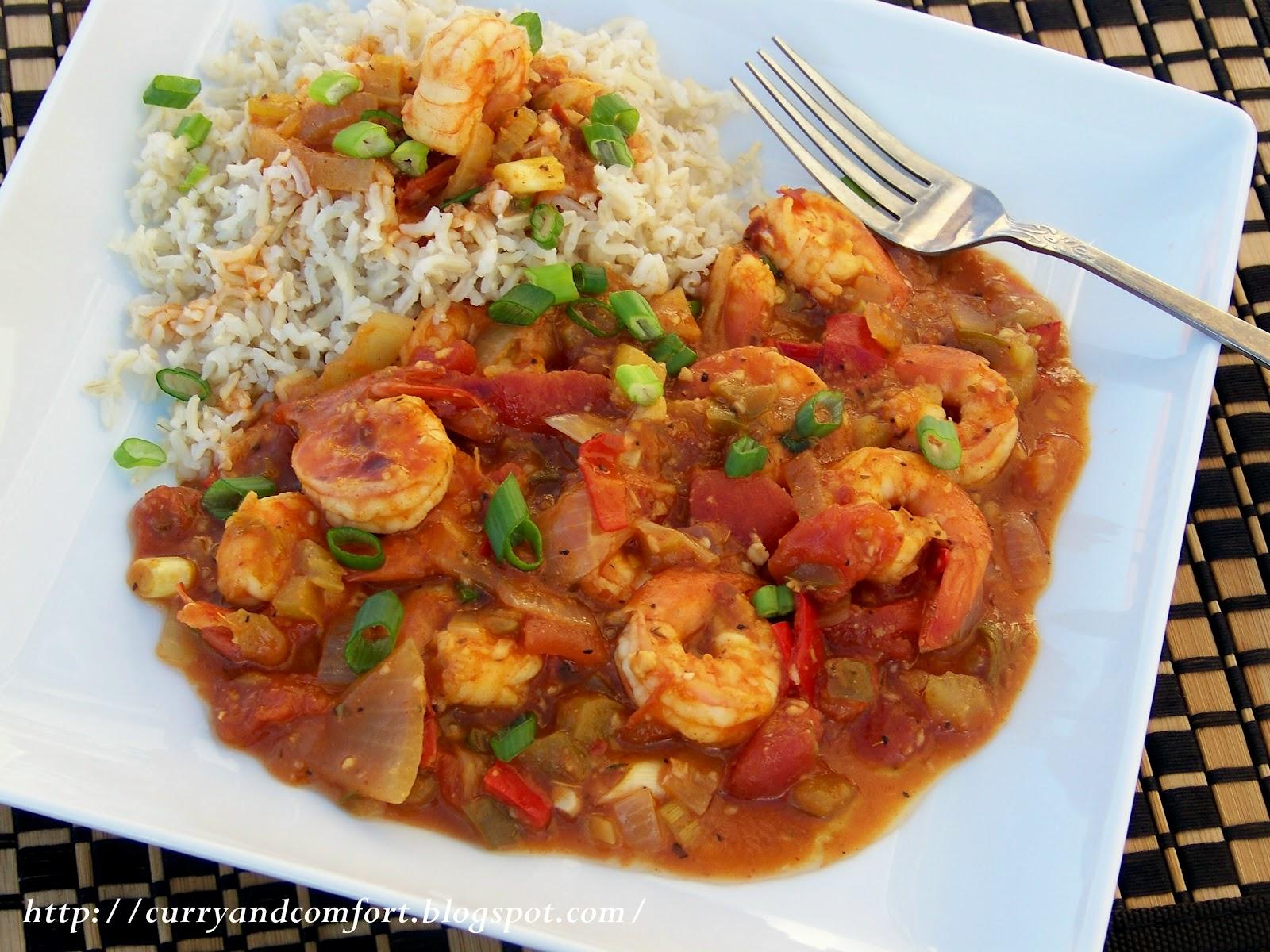 Kitchen Simmer: Shrimp Creole