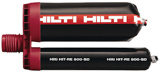 Hilti Injectable Mortar HIT-RE - Jual Hilti Injectable Mortar - Injectable Mortar Hilti Bekasi