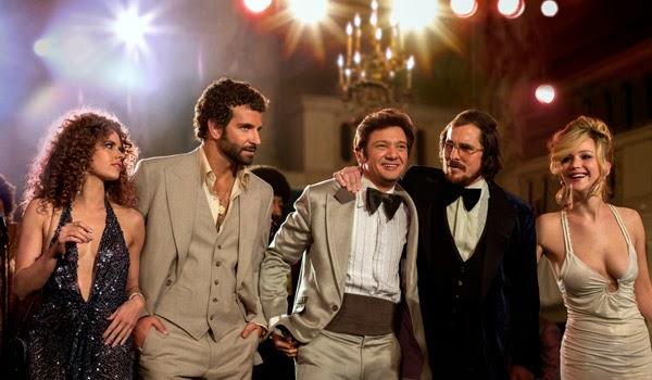'La gran estafa americana' merece algún que otro Oscar