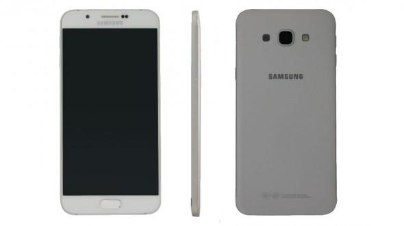 Samsung's Galaxy A8
