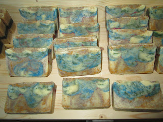 Mountains & Clouds Soap