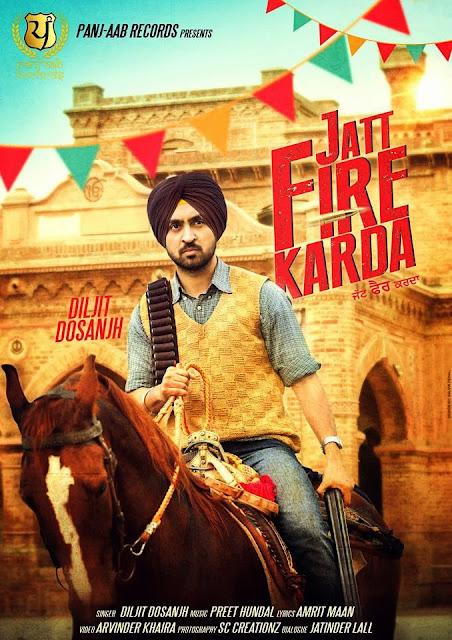 jatt fire karda lyrics and hd video