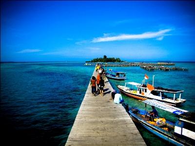 Keindahan Pulau Tidung Supranaturaljokowi.com