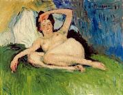 PICASSO, Mujeres desnudas