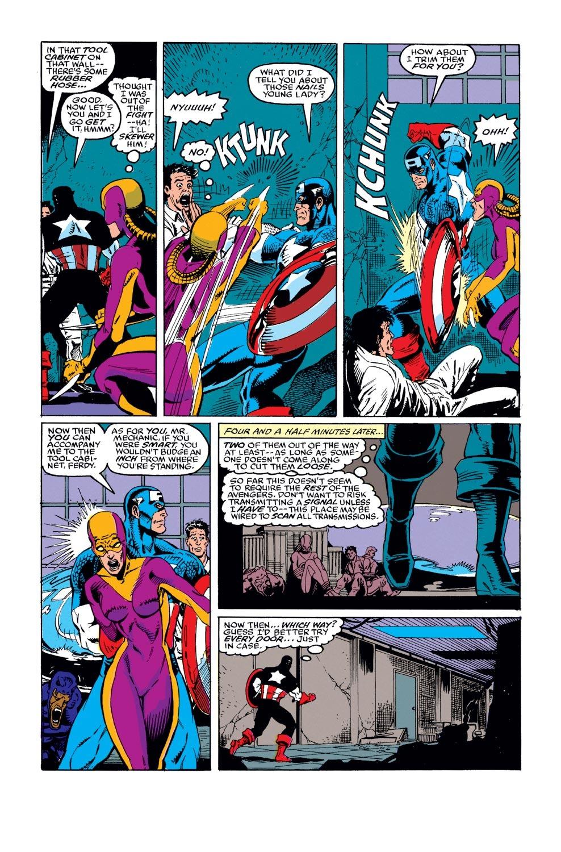 Captain America (1968) Issue #382 #315 - English 9