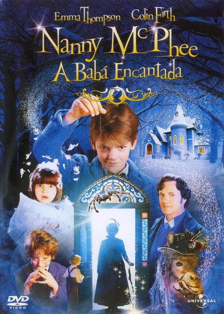 Nanny McPhee: A Babá Encantada – Dublado (2005)