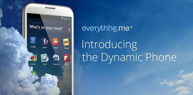 Everything.me Android Home Launcher