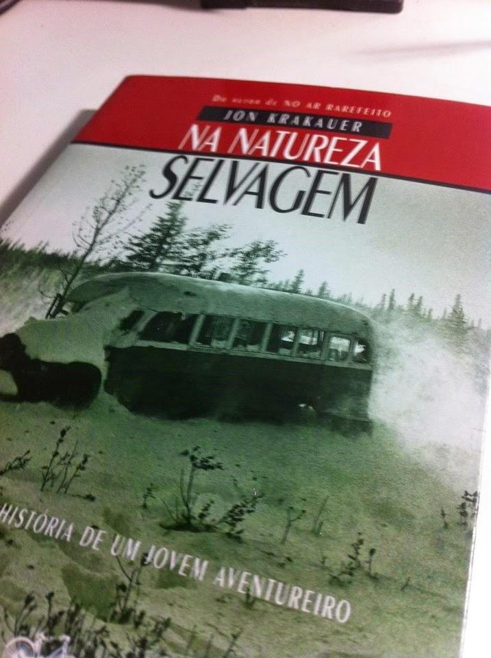 Natureza Selvagem Livro na Natureza Selvagem