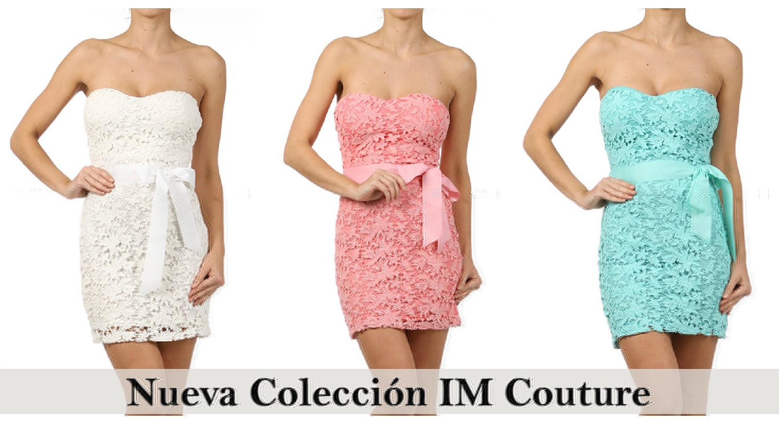 Boutiques IM Couture: enero 2013