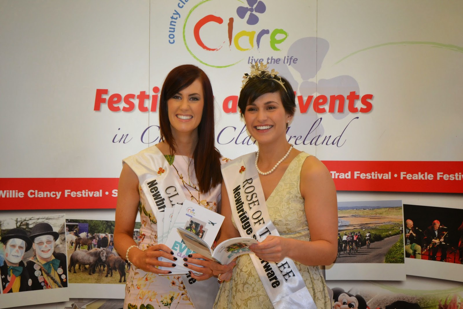 Clare Festivals and Events Guide is launched
