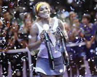 TENIS-Serena Williams confirma que ha sido la maestra en 2013