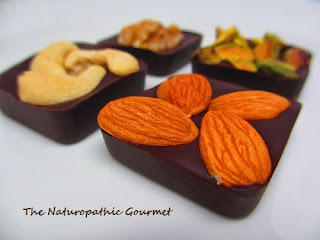 http://naturopathicgourmet.blogspot.com/2013/03/make-your-own-chocolate-candy.html