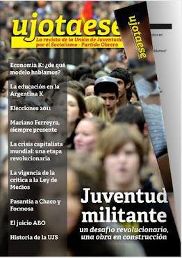 HOJEA LA REVISTA DE LA JUVENTUD MILITANTE