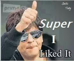 FB PIC comments: sharuk-super i liked it