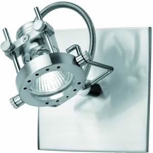 Lite Source LS-13371PS 1 Head Spot Fixture Polished Steel