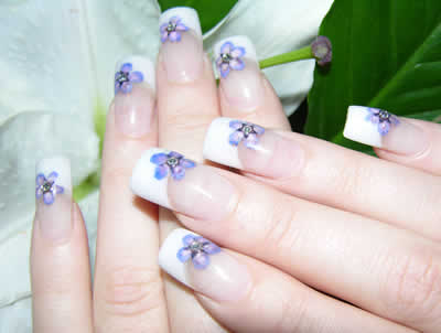 Beauty Nail Design For Women 062211
