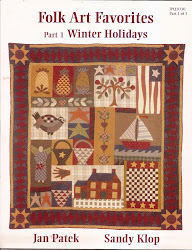 December & January Special -Folk Art Favorites