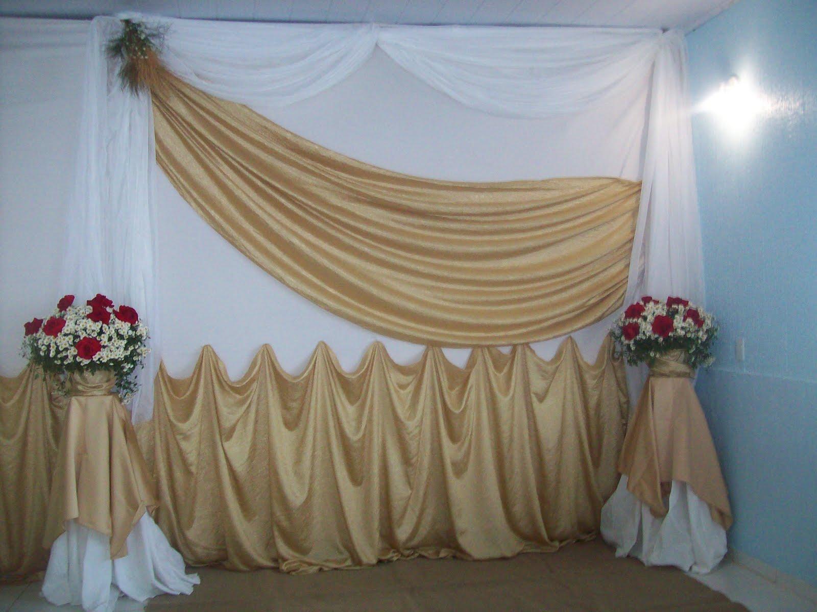decoracao quarto branco e dourado – Doitricom