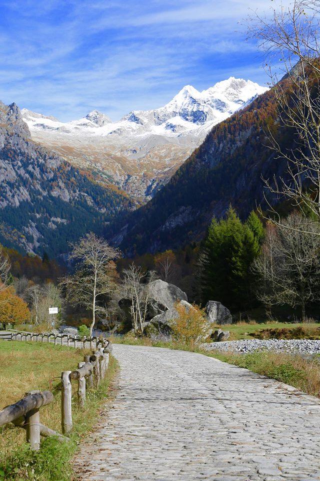 VAL DI MELLO (Lombardia)
