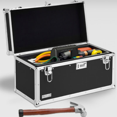 lockable toolbox