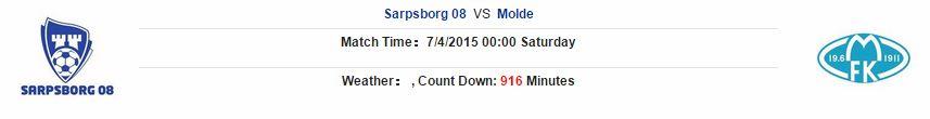 Sarpsborg vs Molde link vào 12bet