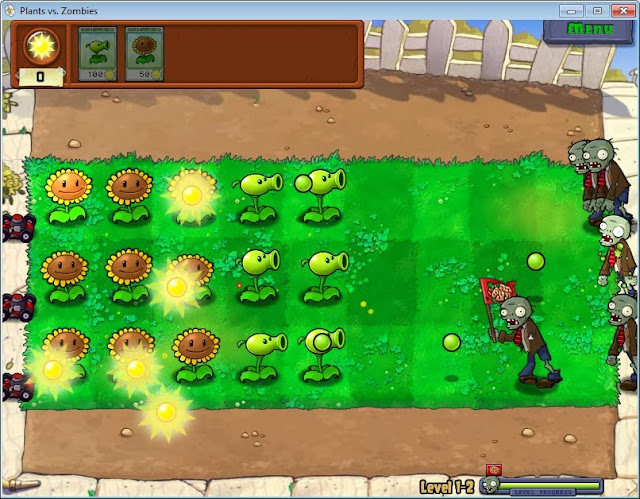 Download Plants vs Zombies | Game Lucu Full Update Terbaru