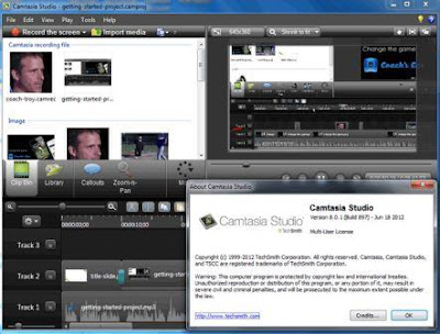 TechSmith Camtasia Studio 8.0.1 Full Key Patch