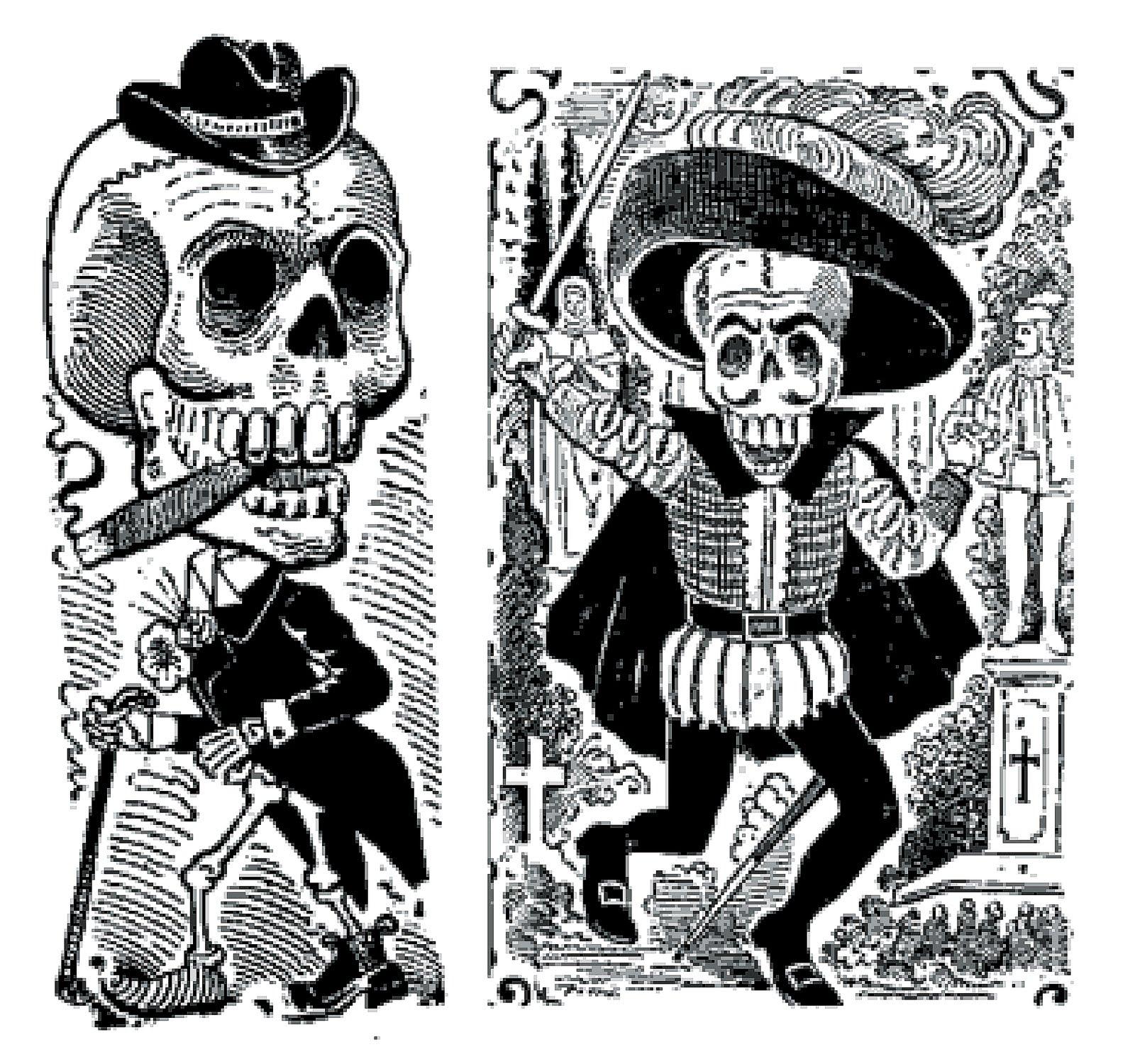 Retratista de los problemas sociales ~ Centenario José Guadalupe ...