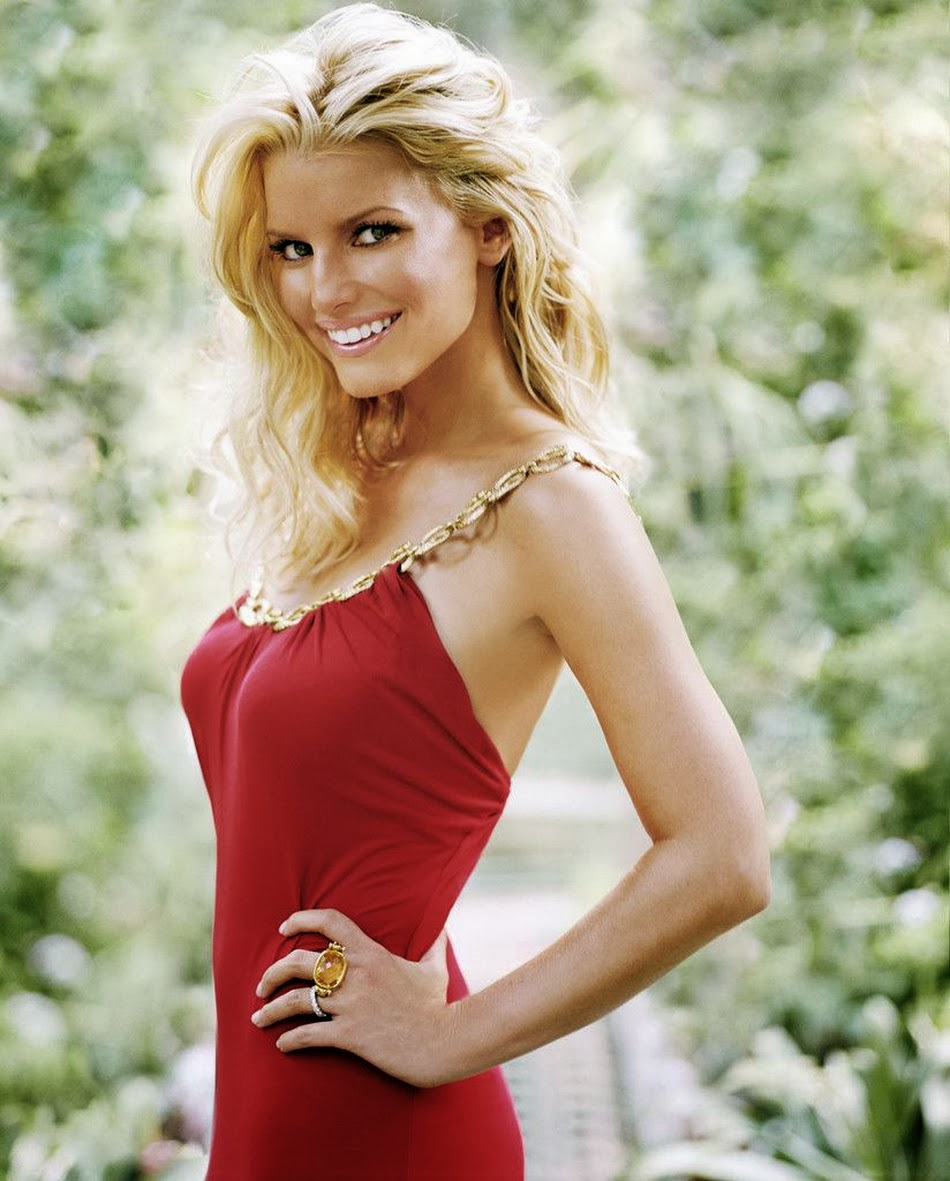 Naked celebrities - Nude Jessica Simpson