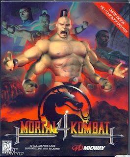 Mortal kombat 4 full version 2012