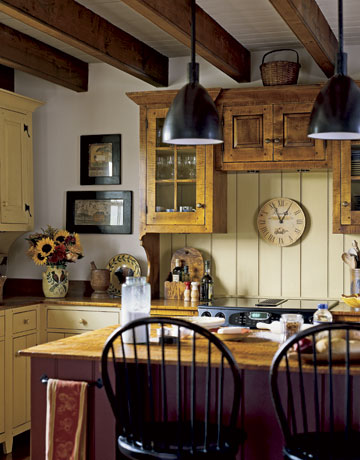 Sweet nothings english country kitchens again - Country kitchen design ...